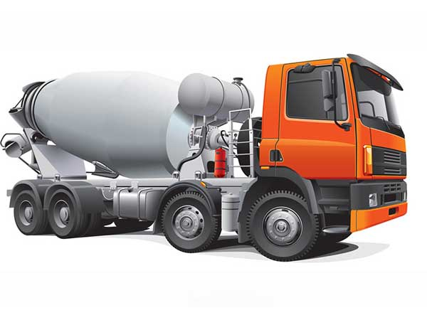 14m³ Concrete Mixing Transportation Truck