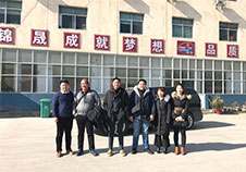 Philippines Customers Visited Zhengzhou Jinsheng Construction Machinery Co.,Ltd