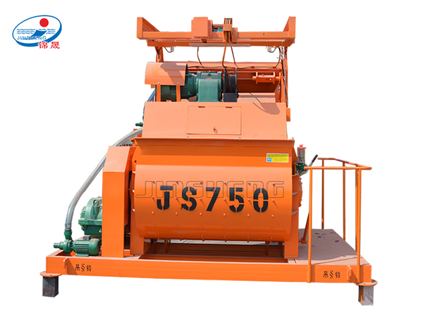 JS750 Made-in-China Concrete Mixing Machine