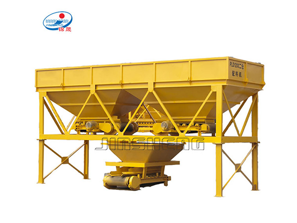 PLD1200 Aggregate Concrete Batching Machine