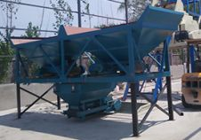 PLD800 Concrete Batching Machine Order from Thailand