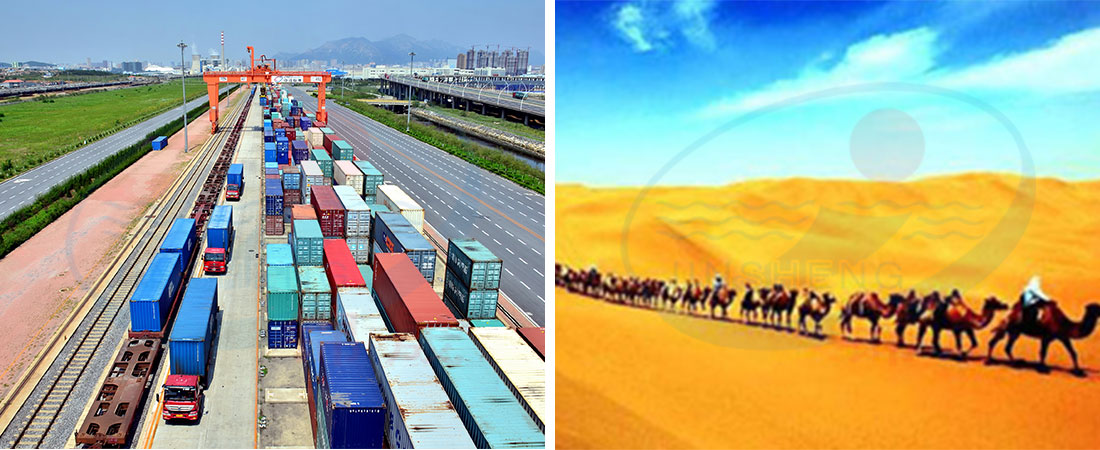 "Going global with the help of ""The Belt and Road"""
