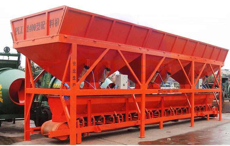 PLD2400 Batching Concrete Machine