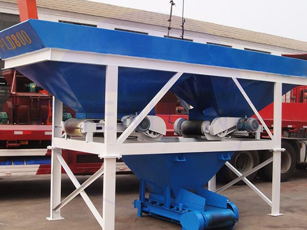 LD800 Batching Concrete Machine